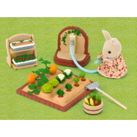 Sylvanian Families - Vegetable Garden Set