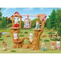 Sylvanian Families - Baby Ropeway Park
