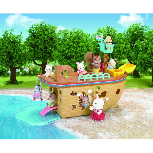 Sylvanian Families - Adventure Treasure Ship