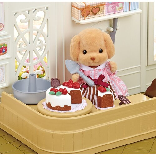 Sylvanian Families - Cake Decorating Set
