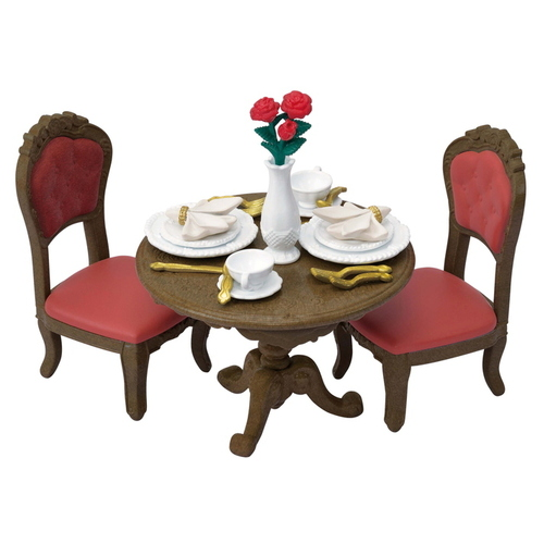 Sylvanian Families - Chic Dining Table Set